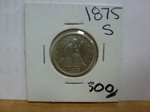 1875-S-SILVER-SEATED-LIBERTY-TWENTY-CENT-PIECE-NICE-LOOKING-COIN
