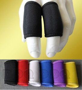 Elastic-basketball-volleyball-Sport-Finger-ARTHRITIS-Support-Brace-Band-Sleeves