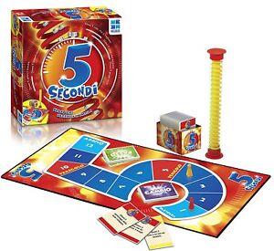 Gioco da tavolo Societa' 5 secondi grandi Giochi