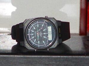 Pre-Owned-Vintage-Men-s-Radio-Shack-Micronta-63-5067-Digital-Watch
