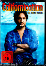 "DVD - neu & ovp - "" CALIFORNICATION - Die zweite Season ( Staffel 2 ) """