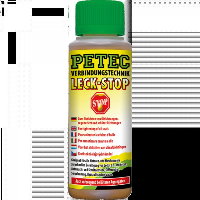 LECK STOP pour Colmater les fuites huile PETEC 150ml