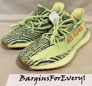 5c9137c3c62e5 New Men s Adidas Yeezy Boost 350 V2 - Size 5 - Semi Frozen Yellow ...