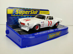Slot-Car-Scalextric-Superslot-H3922-Chevrolet-Camaro-1970-Stephen-Sorenson-N