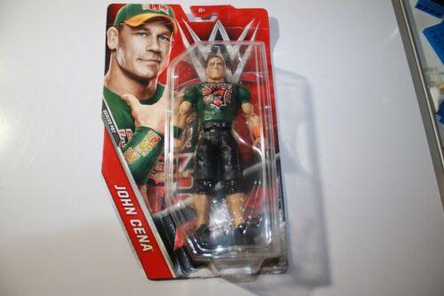 WWE JOHN CENA SERIES 67  ACTION FIGURE NEW ON BENT  CARD