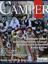 * Caravan & Camper Granturismo* Rivista N°451 / FEB/2014 - MAG Editori