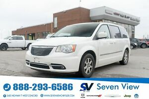 2012 Chrysler Town & Country Touring NAVI/SUNROOF/DUAL DVD