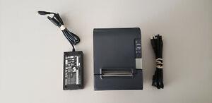 Epson-M129H-TM-T88IV-Thermal-POS-Receipt-Printer-USB-IDN-or-Power-Plus-I-F