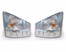 GMC W3500 W4500 W5500 2008-2015 TRUCK TURN SIGNAL LIGHTS LAMPS CORNER - PAIR