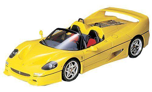 Tamiya 1/24 Ferrari F50 Yellow Version Model Kit 24207   eBay