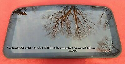 Webasto Solaire Starlite Model 5400 Aftermarket Sunroof Glass Panel Free Ship Ebay