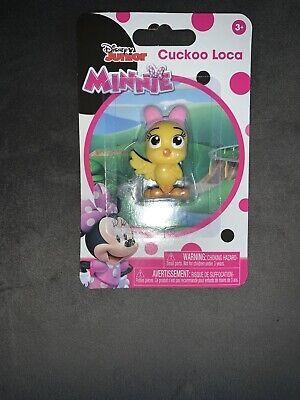 Disney Junior ~ CUCKOO LOCA Collectible Figure by Just Play NEW