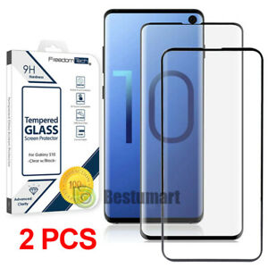 2x-Samsung-Galaxy-S10-S10-Plus-10e-Full-Coverage-Tempered-Glass-Screen-Protector