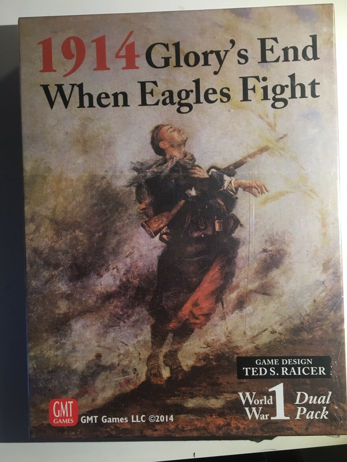 1914 Glory's End   Where Eagles Fight