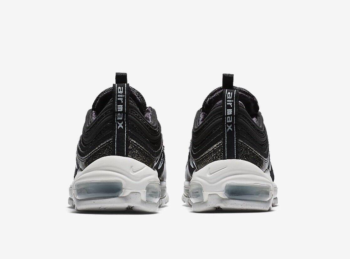 Nike Air Max 97 Pinnacle QS QS QS GS Youth AH9153-001 Black UK 4.5 EU 37.5 US 5Y New f185a2