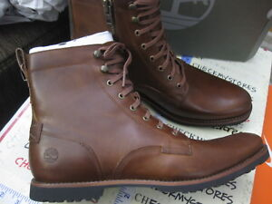 09172031cbf Details about TIMBERLAND MEN'S KENDRICK SIDE-ZIP BOOTS TAN HARNESS  A1MZX919, A1MZX choose size