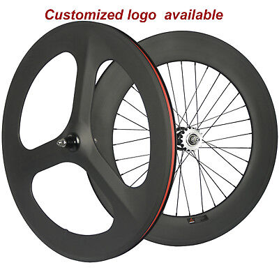 one pc 38mm rear wheel,full carbon fiber clincher wheel 700C toray T700 carbon