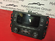 GENUINE DODGE RAM 2014 RADIO DISPLAY REF 68110865AA / AUTORADIO DODGE RAM 2014