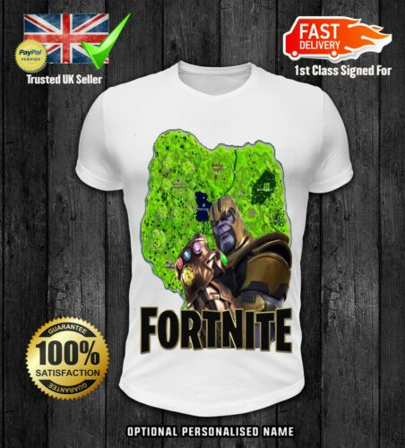 gamer game kids t shirt boys girls boy girl good thanos 1