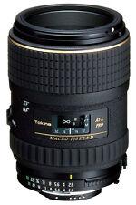 Tokina 100MM Macro F/2.8 AT-X M100 PRO D for Nikon, U.S. Authorized Dealer