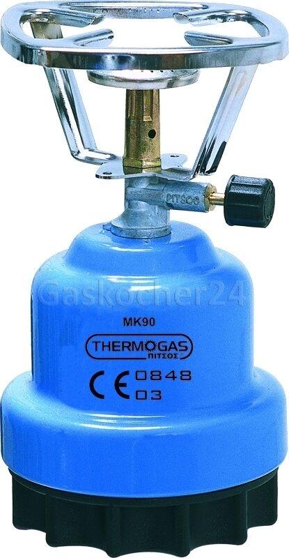 Cuisinière à gaz thermogas - - - 6 Modèle à cartouche DE CAMPING RÉCHAUD métal 5ca694