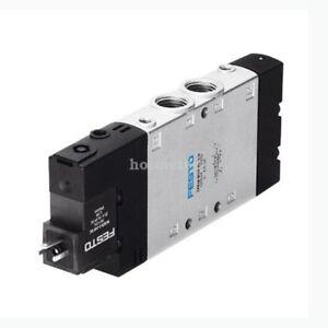 FESTO-CPE18-M1H-5LS-1-4-Solenoid-Valve-163146-Width-18mm