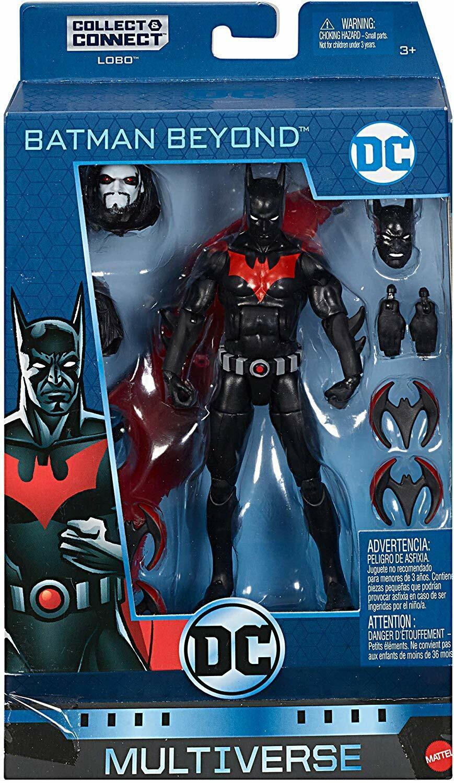 DC MULTIVERSE COMICS LOBO WAVE  BATMAN BATMAN BATMAN BEYOND JUSTICE LEAGUE IN HAND 99ff48