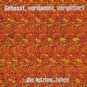 Boehse-Onkelz-Gehasst-Verdammt-Vergoettert-2x12-034-Vinyl-Neu