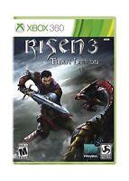 Risen 3: Titan Lords - Xbox 360 Free Shipping