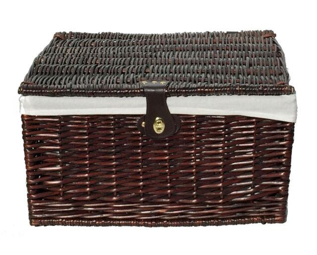 storage basket GIFT basket 32x22x8cm Wicker Tray Basket