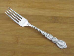 International-Rogers-Heritage-Dinner-Fork-VGC-Silverplate-Flatware-Silverware