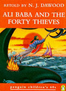 """AS NEW"" Ali Baba and the Forty Thieves (Penguin Children's 60s), , Book"
