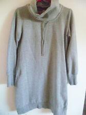 Robe tunique molletonnée grise DOROTENNIS. Taille 38/40