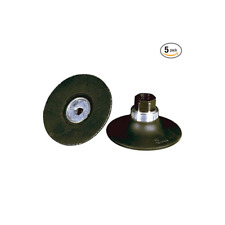 3M 2 in 45097 5 pads 1//4-20 INT Extra Hard Roloc Disc Pad
