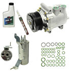 A/C Compressor & Component Kit-Compressor Replacement Kit Front UAC KT 1693