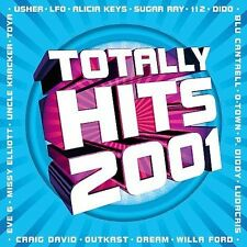 Totally Hits 2001 by Various Artists (CD, Sep-2001, Arista) Free Ship #HU77