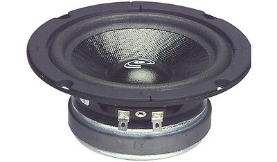 """NEW 5.25/""""  Woofer Speaker.Home  Audio.5 1//4/"""".8 ohm.Shielded Replacement Driver"""