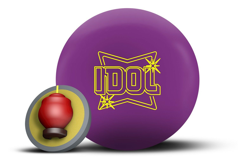 16lb redo Grip IDOL Solid Reactive Bowling Ball NEW