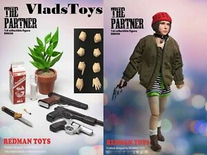 Matilda Professionnel Partenaire Petite Fille Figurine Articulée Redman Jouets