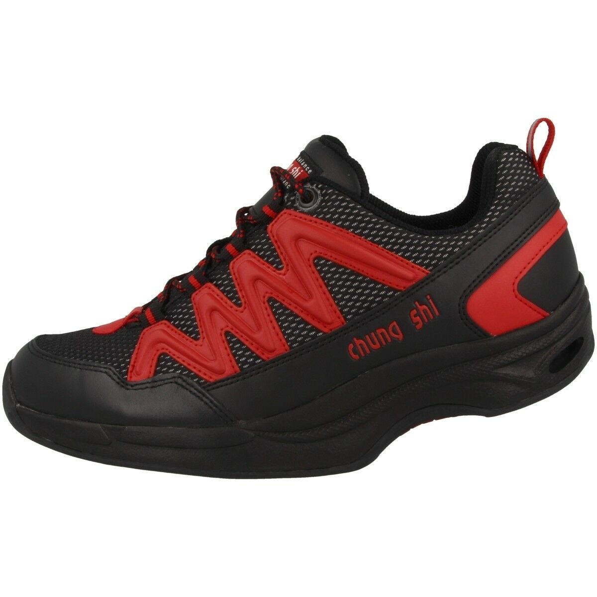 Chung Shi Balance Zapatillas Step Magic HOMBRE ZAPATOS Zapatillas Balance Deportivas Negro 9101010 6d3f56
