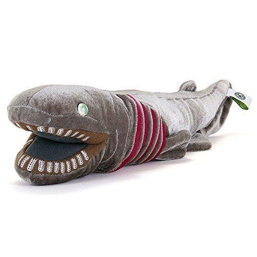 NEW ATA FRILLED SHARK PLUSH STUFFED ANIMAL