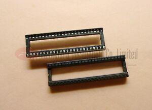 Original-New-DIP48-DIL48-PIN-IC-SOCKET-x-10pcs