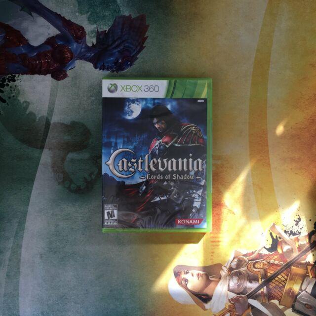 Castlevania: Lords of Shadow • Microsoft Xbox 360