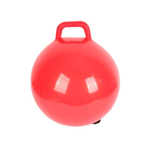 Gonfiabile Hopping palla che rimbalza con la maniglia di fitness palla Kids Play