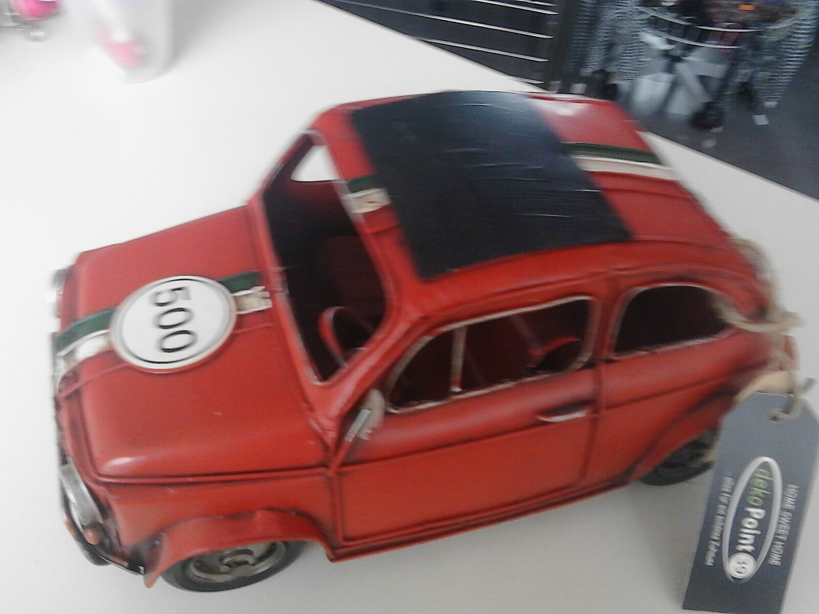 Sammelt Spielzeug auto Fiat 500311514