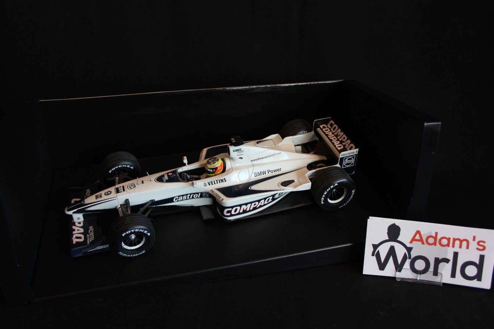 Minichamps Williams BMW BMW BMW FW22 2000 1 18  9 Ralf Schumacher (GER) 7ddfef