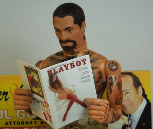 Échelle 1//6 début années 1970 Playboy Magazines-Lot de 3