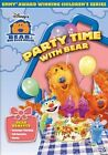Bear in The Big Blue House Party Time 0786936250848 DVD Region 1