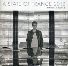 Armin van Buuren - State of Trance 2012 [New CD] Holland - Import