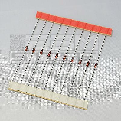 10 pz diodi zener 3,3V 1/2W BZX 79 C 3V3 - ART. DI02